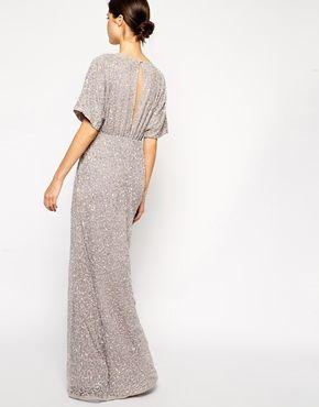 Enlarge ASOS Sequin Kimono Maxi