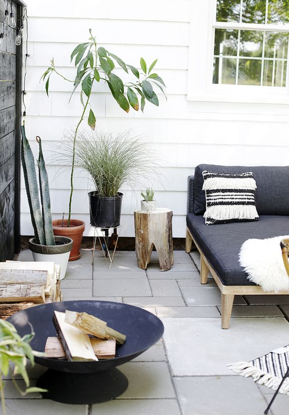 Modern Patio Reveal