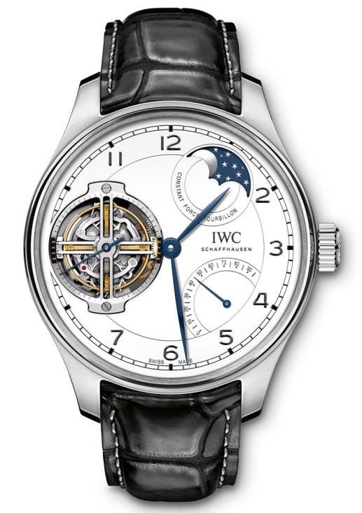 IWC Portugieser Constant-Force Tourbillon Edition '150 Years' Ref. IW590202