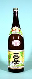 MItake(三岳). The best Japanese Shochu I have ever drunken.