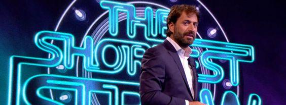 Antonio Garrido, presentador del piloto español de 'The Shortest Straw'