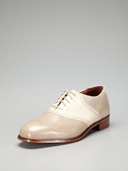Florsheim by Duckie Brown  Saddle Shoes  $199