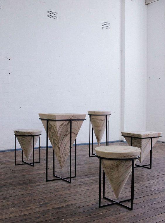 Milan Design Week \ Salone del Mobile 2016 Preview Tables - innovatives acryl esstisch design colico design italien