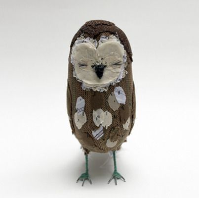 Abigail Brown Ponsenby Owl