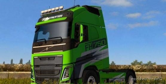 Download Hogan Skin Volvo Fh16 2012 Mod For Euro Truck Simulator 2 At Modshost Visit Https Modshost Com Ets2 For More In 2020 Volvo Mod Trucks