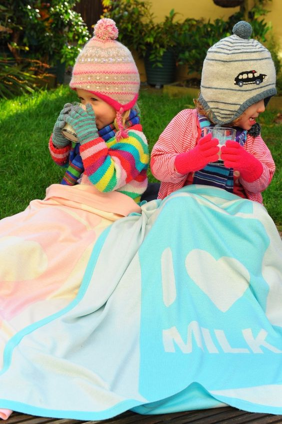 Angel Cashmere - Cashmere/Silk Blue 'Love Milk' Baby Blanket (Large), �85.00 (http://www.angelcashmere.com/cashmere-silk-blue-love-milk-reversible-baby-blanket-large/)