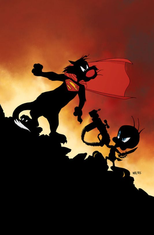 ROBIN HOOD DAFFY Duck /& FRIAR PORKY VARIANT Looney Tunes COVER Green Arrow Comic