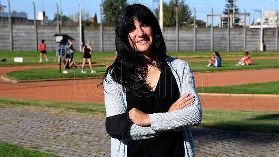 La madre y escritora Gabriela Mansilla