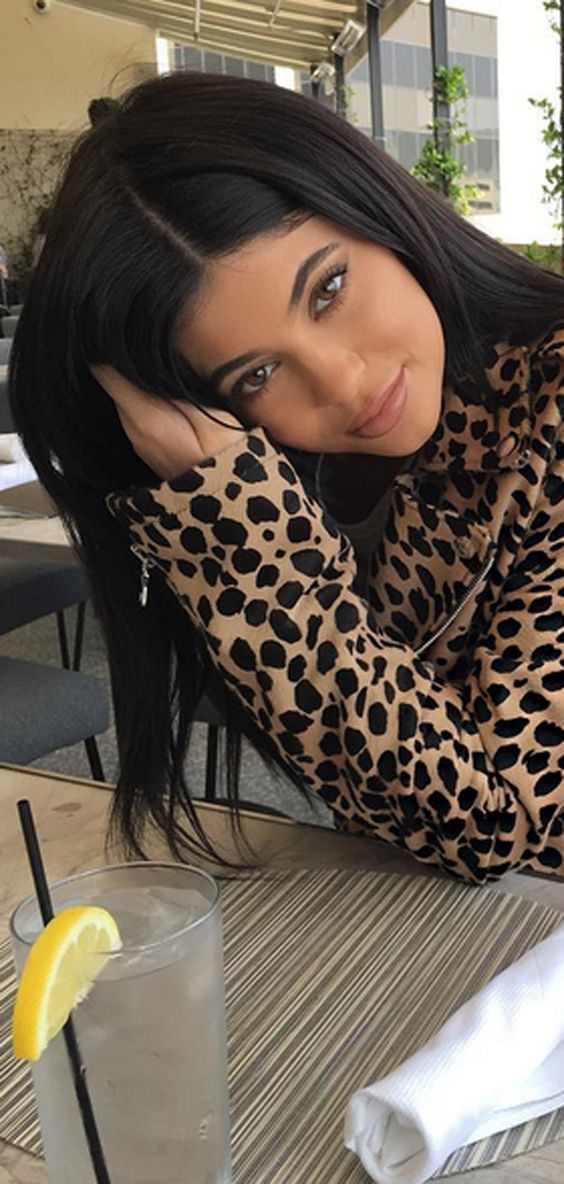 Ooh. Kylie Jenner's new strawberry blonde hair looks BEAUTIFUL...