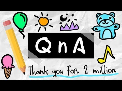 Qna Thank You For 2 Million Youtube Face Reveal Face Reveal