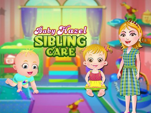 Baby Hazel Sibling Careits Really Great Fun To Spend Time With Our Sibling Today Baby Hazel Spends Ample Of Time With Matt While Pl In 2020 Baby Hazel Baby Maze Game