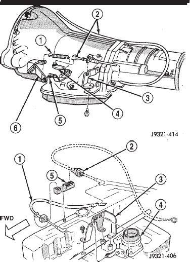 Brake Transmission Shift Interlock Cable Adjustment For 2000 Jeep