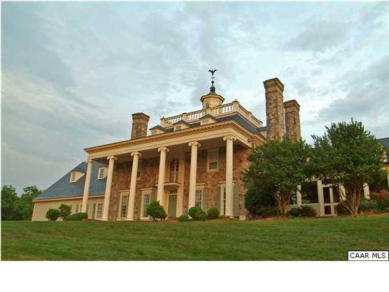 Stunning home near Charlottesville
