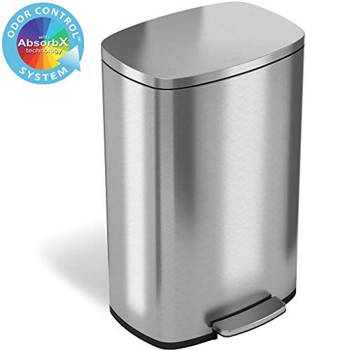 10 Best Kitchen Trash Cans