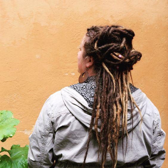 Do you want to learn how to style dreadlock updos?