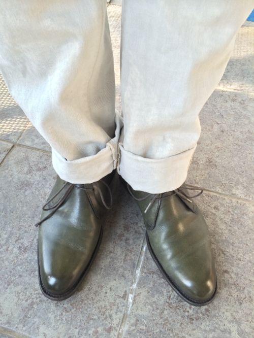 Jun Narimatsuさんの靴 - ダブルソール - 靴と歩む、あなたの人生。