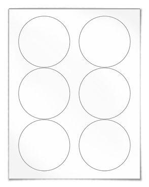 Free blank round label template download: WL-375 round label ...