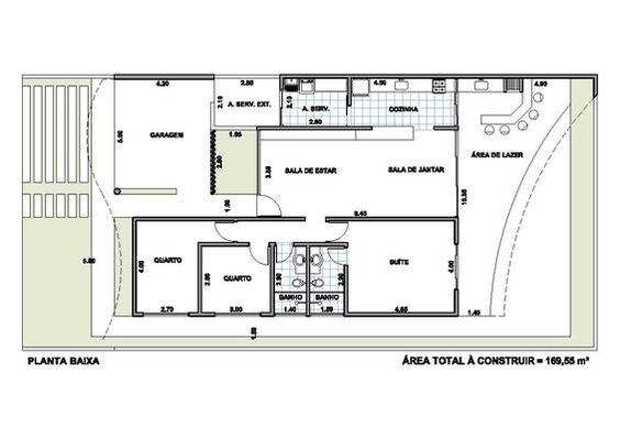 Residencia Mt3 Loja De Projetos Arquitetura Online