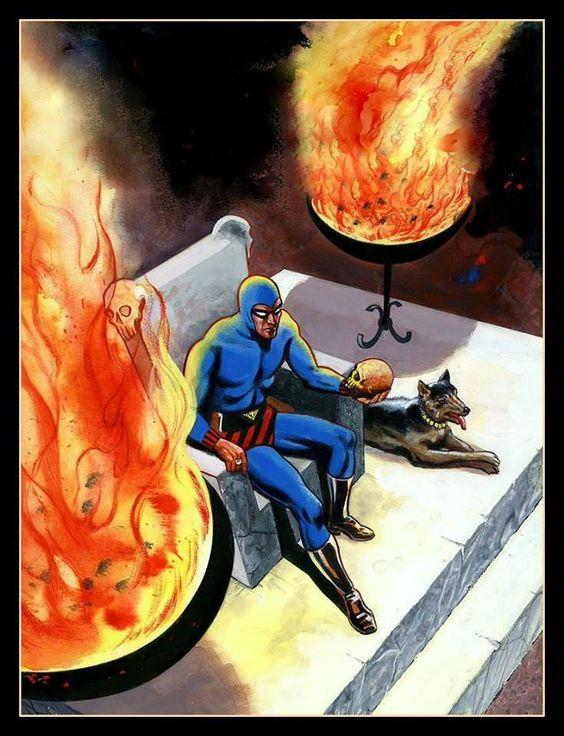 Galeria de Arte (6): Marvel, DC Comics, etc. - Página 33 8b25e39ef266e37c48f210f9c7a1dd10
