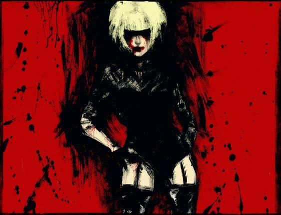 Pris Stratton - Blade Runner by ~SpoonyBardess on deviantART