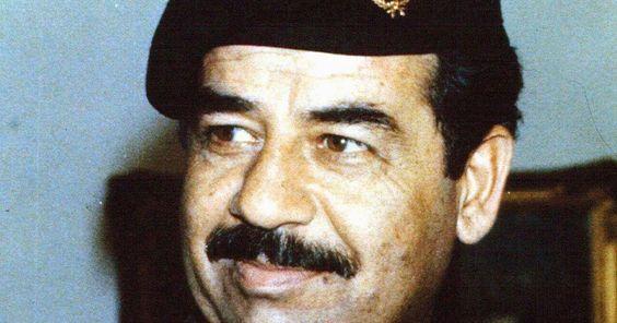 Setelah 8 Tahun, Prediksi Saddam Hussein Terbukti