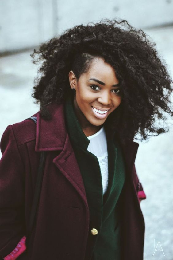 50 Ultra Cool Shaved Hairstyles For Black Women Hair Motive Hair Motive