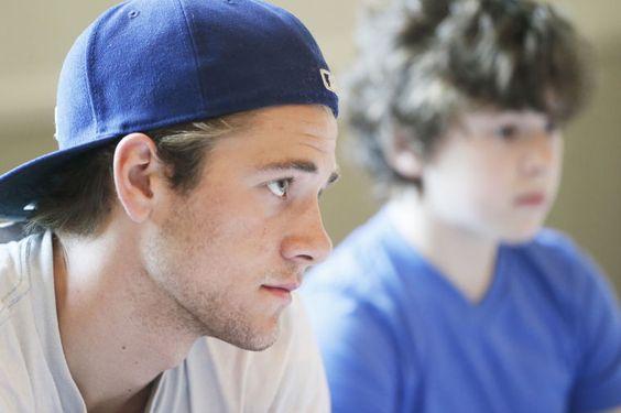 Luke Benward -- i always thought he was cute when i waa younger but now. dang.