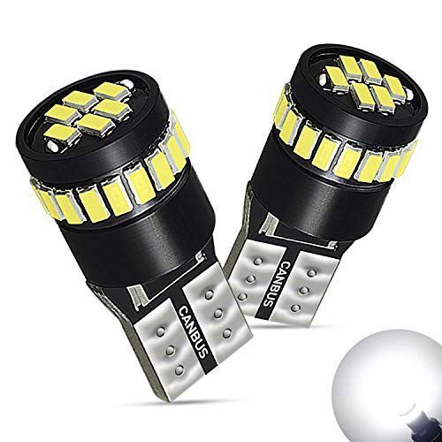 For Kia Models T10 194 168 175 2825 Map Dome License Plate Bulbs 2 Pieces