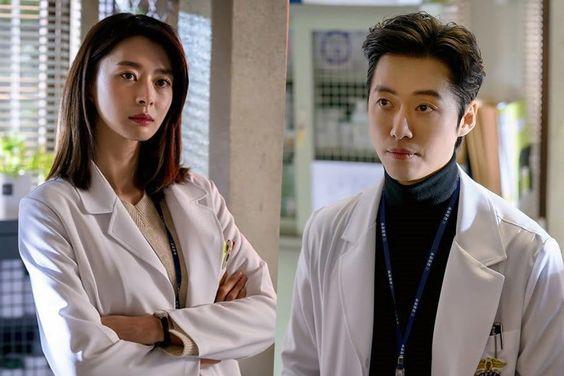 Namgoong Min And Hello Venus's Nara Have A Mysterious Late-Night Meeting In Upcoming Medical Drama
