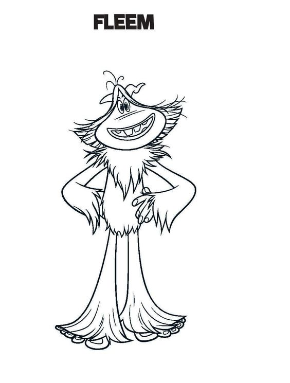 Smallfoot Coloring Pictures Fleem Coloring Pictures Snowman Coloring Pages Coloring Pages