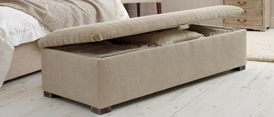 Diy Project In Focus: How To Build An Ottoman Http://Www