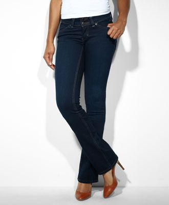 Low Rise Bold Curve Bootcut Skinny Jeans Style 148900002 $49.90