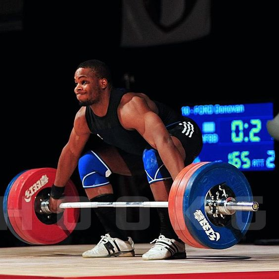 Supplementary exercises for Weightlifting