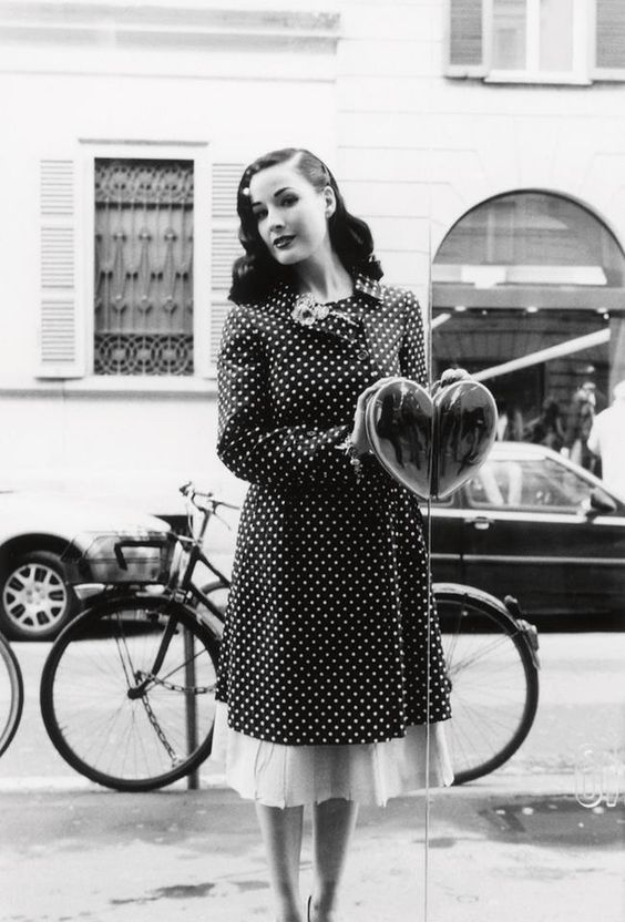 Dita Von Teese photographed by Esther Haase
