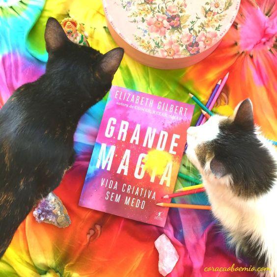 Grande Magia (e as minhas gatas) - Coração Boêmio