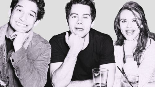 Everything Teen Wolf