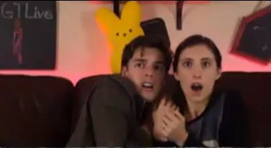Good Ol' Scary games Friday!  #gtlive #matpat #stephanie