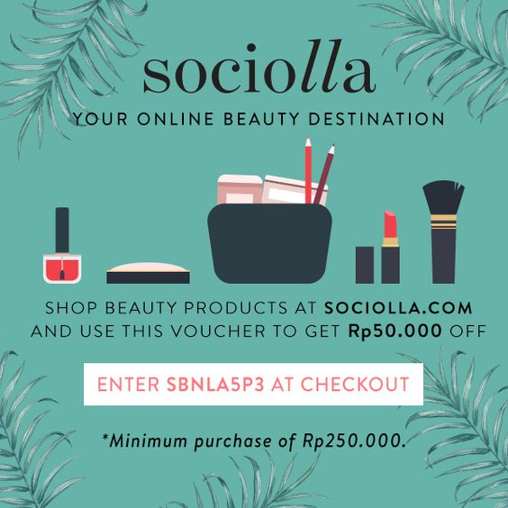 Get 50K OFF hanya dengan Belanja Min IDR 250K