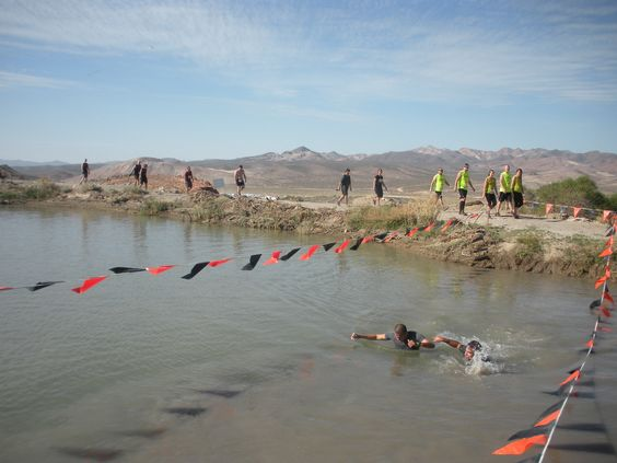 English Channel - Tough Mudder Nevada