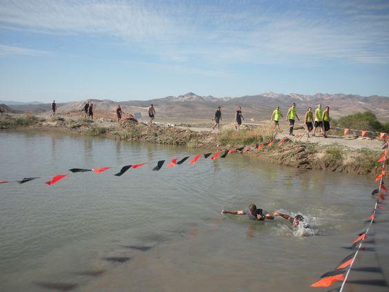 English Channel - Tough Mudder Nevada