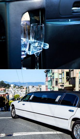 SF Limo Express | Six hours of stretch limo service for $375 (S.F.) | Photos: Aubrie Pick for DailyCandy