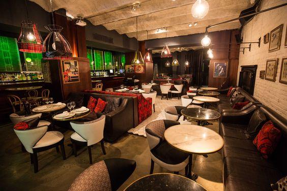 Sala club de Cachitos Rambla :)