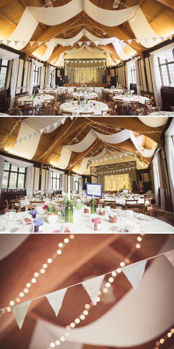 A Whimsical + Crafty Village Hall Wedding   Whimsical Wonderland Weddings