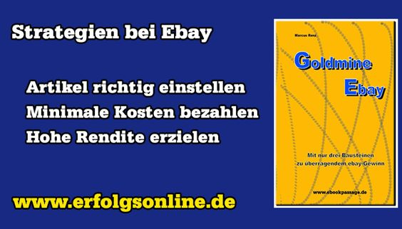 Millionen kaufhungrige Deutsche sind heiß auf Ihr Angebot! Aber: Nur so fließen wirklich 10.000 € durch eBay auf Ihr Konto! Monat für Monat …  Mittlerweile pfeifen es ja schon die berühmten Spatzen von den Dächern: Deutschland ist im eBay-Fieber. Da wird geboten und ersteigert was das Zeug hält. Viele Leute kaufen sich sogar eigens einen PC, um endlich mitmachen zu können. Da werden Milliarden umgesetzt!