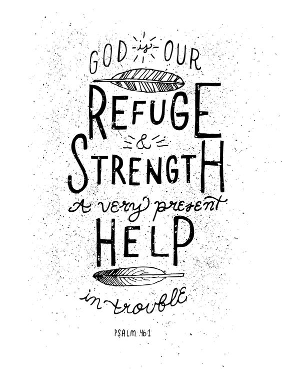 ↑ #ourrefuge ↑ #ourstrength ↑