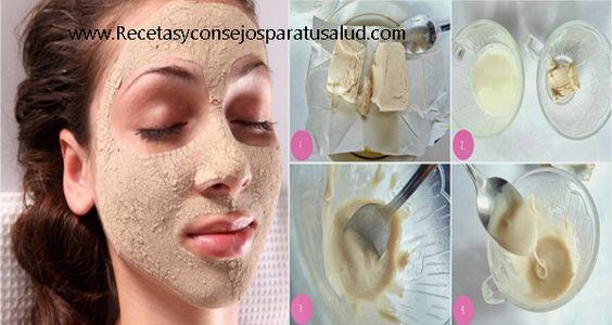 Blanquea tu cara y elimina las arrugas con levadura ~ Recetas y Consejos Para tu Salud