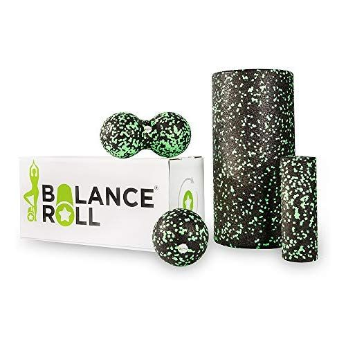 Balance Roll Komplett Set Faszienrolle Made In Germany