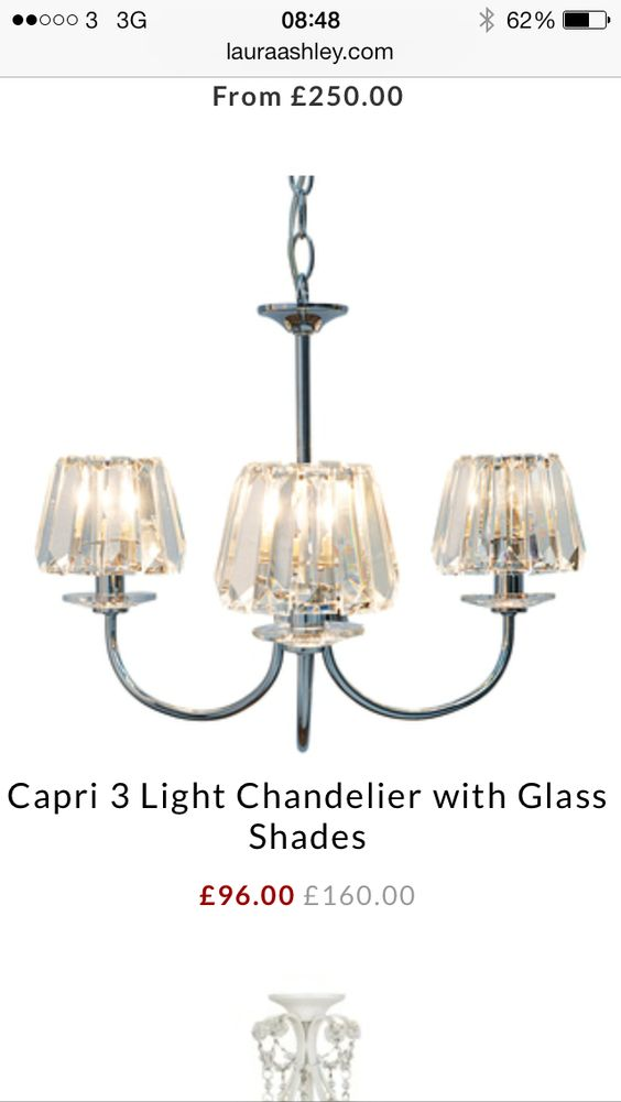 Capri Chrome 5 Light Chandelier With Clear Glass Shades Dining Room Ideas Chandeliers And Lights