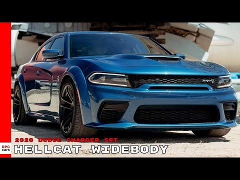 2020 Dodge Charger Srt Hellcat Widebody Youtube Dodge Charger Charger Srt Charger Srt Hellcat