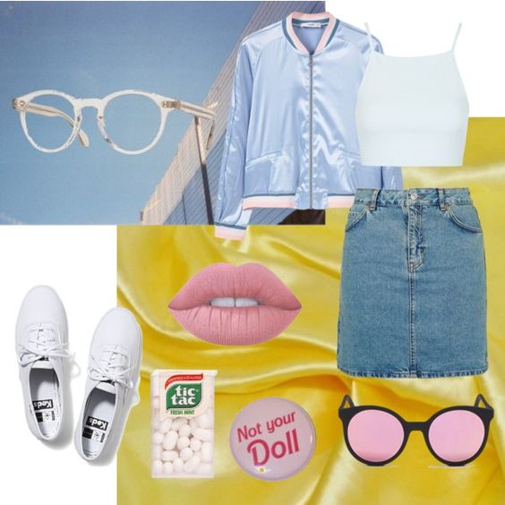 39 by nataliecatalielovesyou on Polyvore featuring polyvore, fashion, style, Topshop, MANGO, Keds, Spektre, Oliver Peoples, Lime Crime and clothing